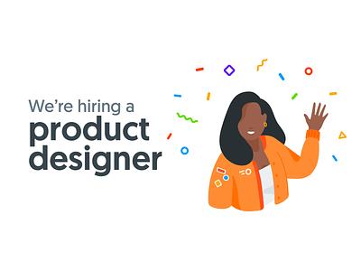 🇫🇷 HIRING • Product designer product design designer product job hiring