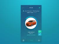Apps Design (Car Apps)