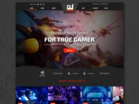 E-sports website