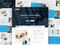 Renown: Homepage