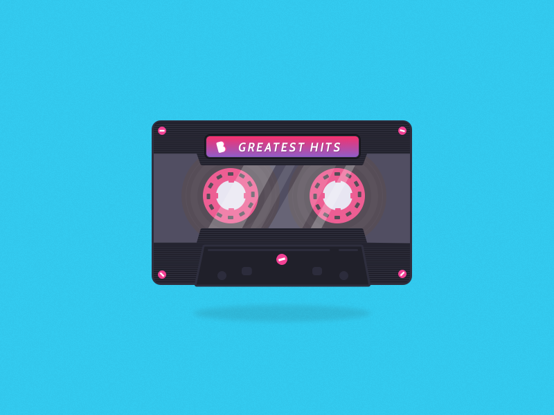 Blackformat 'Gretest Hits' Cassette