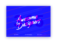 365 Awesome Designers Curator