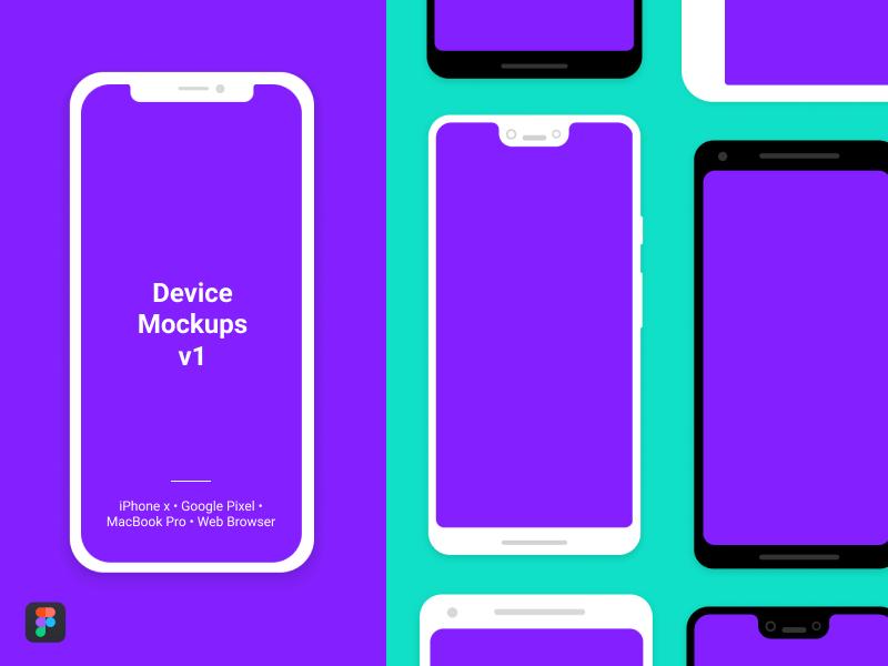 Device Mockups V1