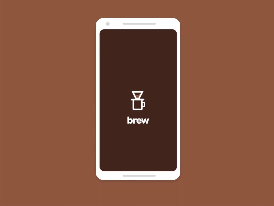 Brew App Prototype