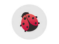 Bug Icon for an internal project