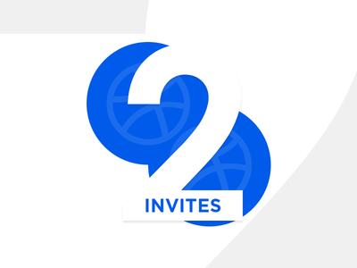 Merry Invitations!!! 2 invites photoshop typography design invite dribbble
