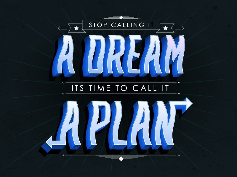 Motivational Saturday lettering quotes motivation inspiration gradients typography typo
