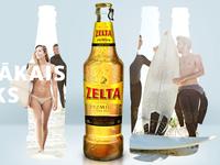 Beer Zelta Alus