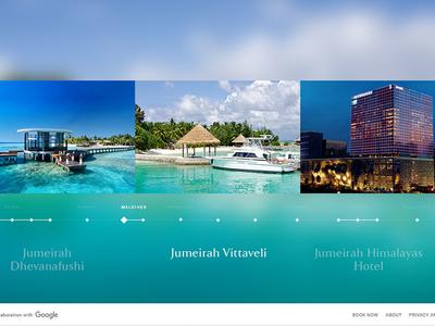 Inside Jumeirah google experience web