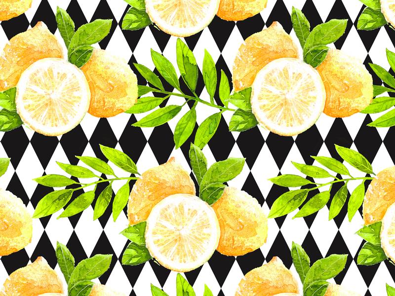 Watercolor Lemon Set illustrations. lemon painting lemon branch lemon set watercolor lemon home clothes fruit illustration plants plant seamless baby shower illustration design textile watercolor pattern surface design fabric baby clothes fabric pattern watercolor painting watercolor
