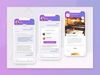 Meetup-Manager for instant messenger