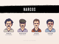 NARCOS Characters