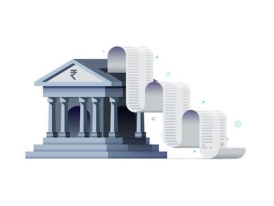 Simpl Automatic yatish asthana vector bill payment banking finance getsimpl simpl illustration