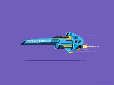 Cosmic Dolphin F-Zero