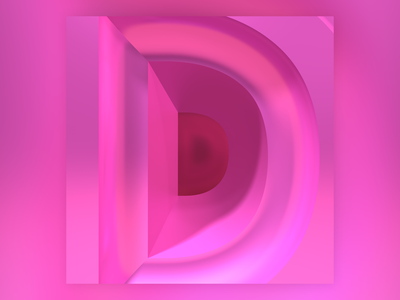 D design type design graphic design 36daysoftype type 3d