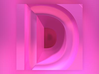D design type design graphic design 36daysoftype type 3d