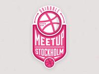 Dribbble Meetup Stockholm