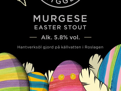 Lidbhy Gård Easter Stout