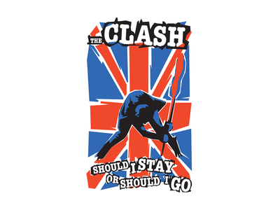 Should I stay or should I go? clash uk brexit