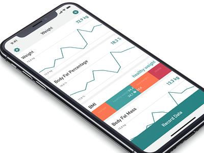 Weiqht — coming soon weight weiqht weight loss design ios app apple app store user interface ui iphone app ios