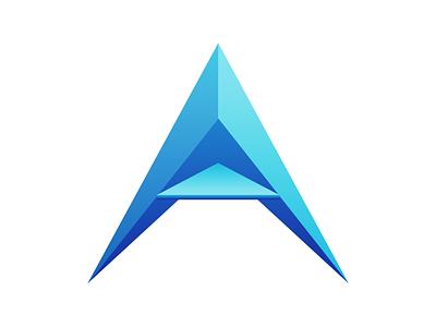apprack.io Logo vector illustration design logo apprack