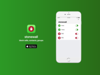 stonewall landing page — generated by Apprack