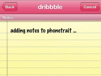 Notesphoentriat