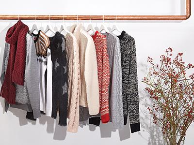 Sweater Shop Joe fresh Holiday 2015