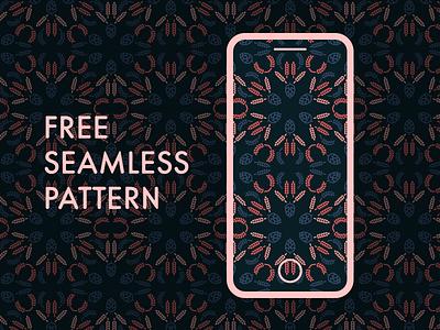 Free Seamless Pattern wallpaper graphic patterns seamless pattern freebie vector design free icons icon