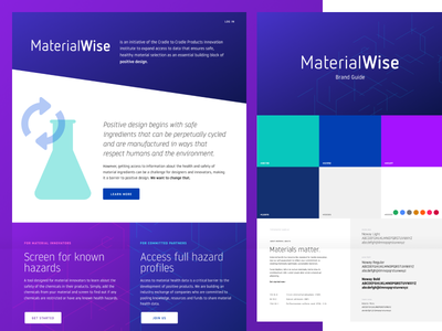 MaterialWise brand