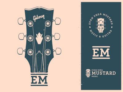 Jazz Musician Logo