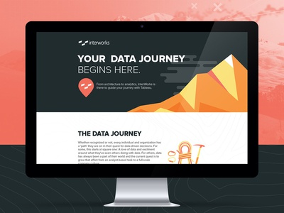 Your Data Journey Begins Here