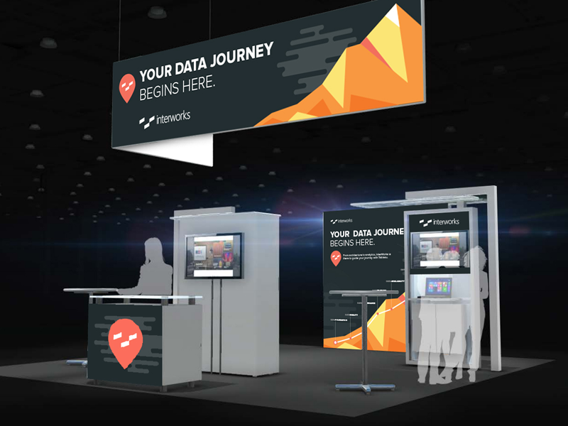 Data journey booth