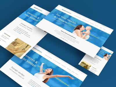 Web design Healthcare