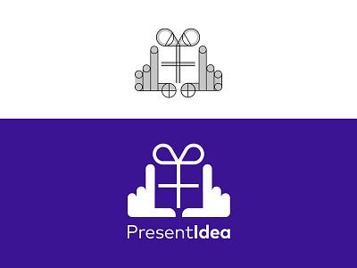 Present Idea logo grid logo grid bow square hands gift box gift box logo gifts idea zormnl zorm present idea logo logo present idea presentidea present idea gift present