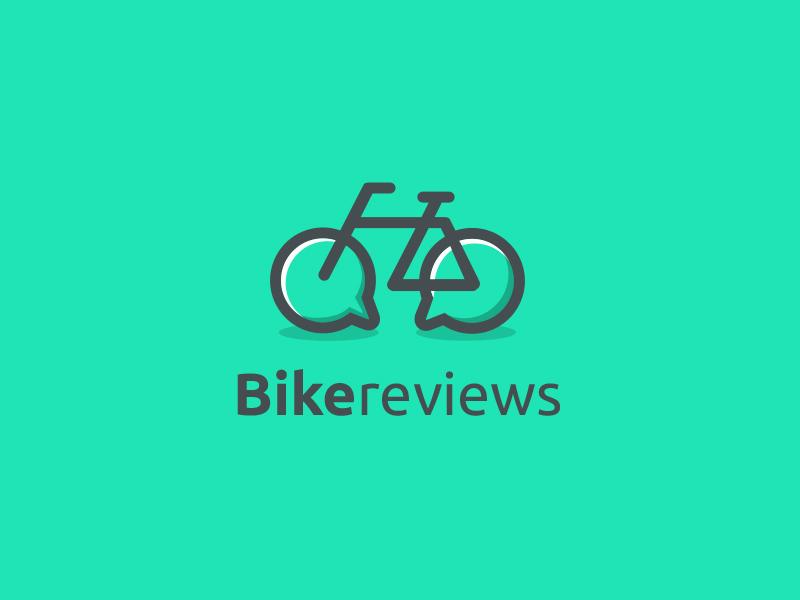 Bike reviews logos logodesign icon logo fietsbeoordeling reviews bike reviews bikereviews fietsen fiets bycicles bikes bycicle bike