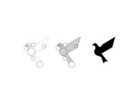 Bird Logo (Grid)