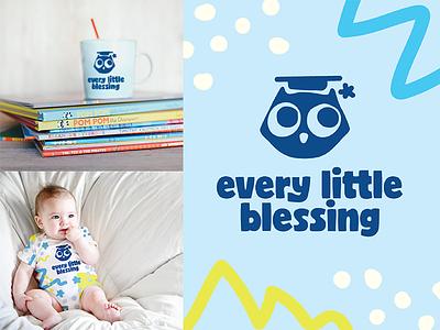 Every Little Blessing - Option 01. baby babies kids children childlike child whimsical school education preschool