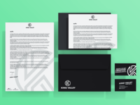 Creative agency stationary