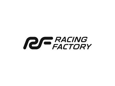 Racing Factory motorsport auto racetrack speed car logo factory racing