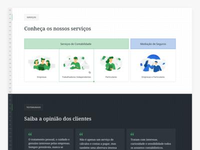 📒Escritorres — Services