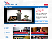 Individual video page