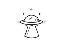 Deep Space Icon
