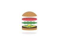 Portland Burger Week Illustration 3