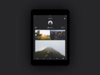 Looksee iPad - Profile