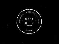 Westufer Logo Neg