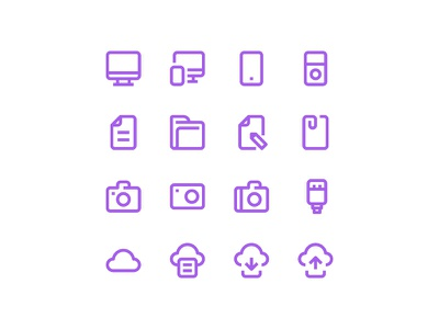 50 Free Mix line icons website vector ui symbol outline line illustration icon app