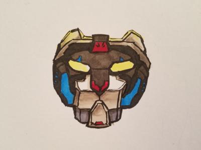 Voltron - Black Lion