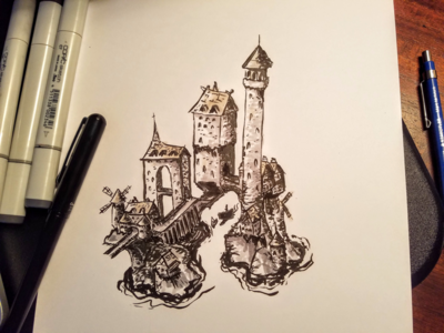 Odd Castle