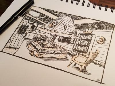 Len's Cabin